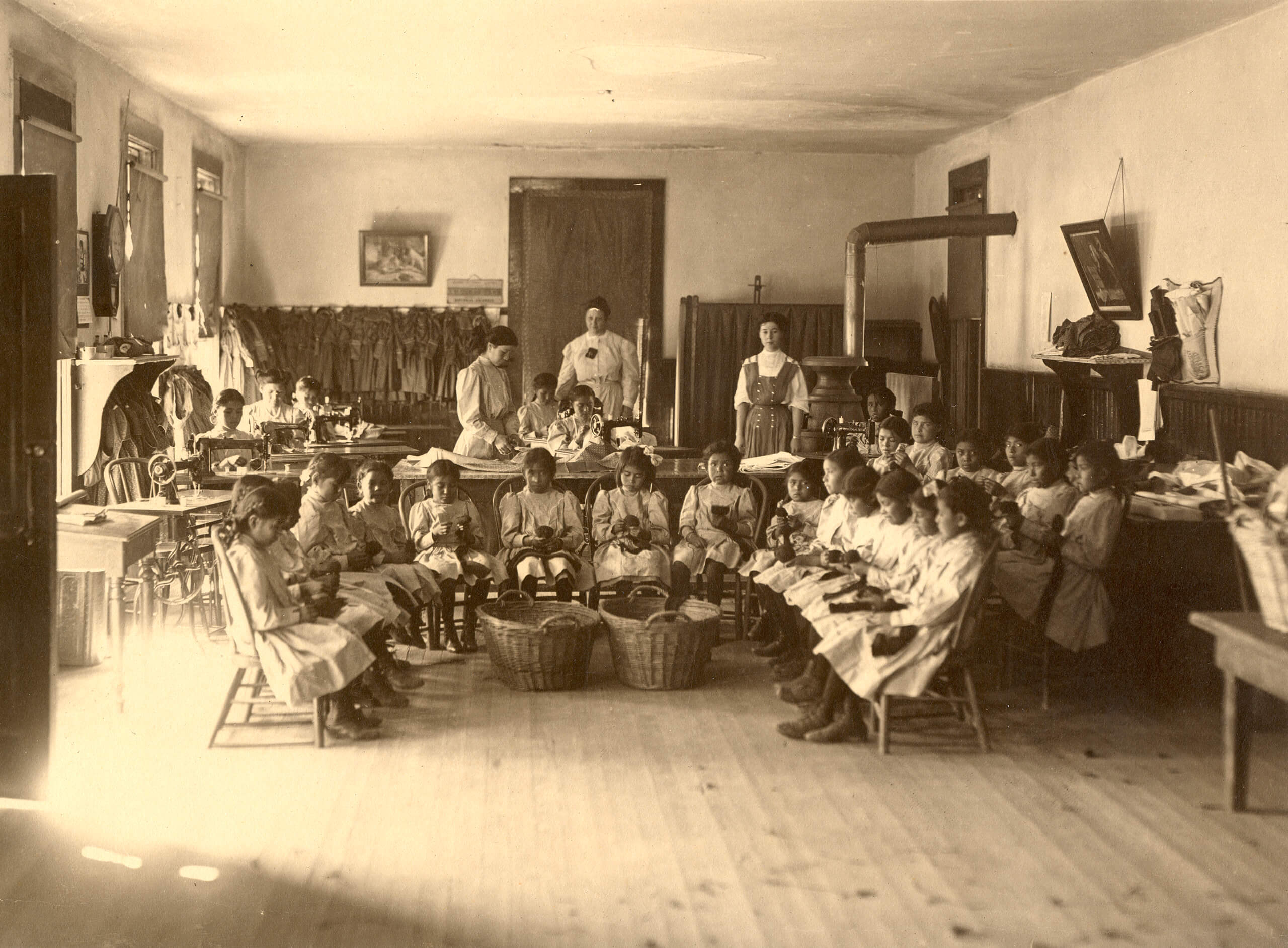 Democrats call for support services for survivors of Native American boarding schools